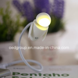 USB Flexible Crtoon LED Night Lamp pictures & photos