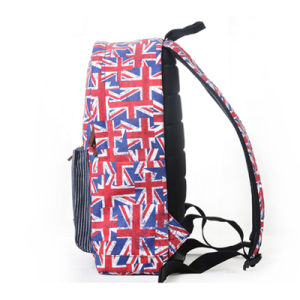 Backpack Wholsesale, Outdoor Duffel Canvas Bag, Satchel Carton Dog School Bag pictures & photos