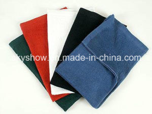 Plain Color Cotton Towel (SST079) pictures & photos