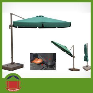 Fancy Rotating Roman Garden Umbrella, Parasol pictures & photos