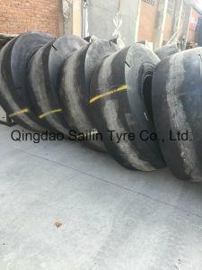 Underground Equipment Radial Tire (16.00r25, 18.00r25, 26.5r25) Smooth Pattern