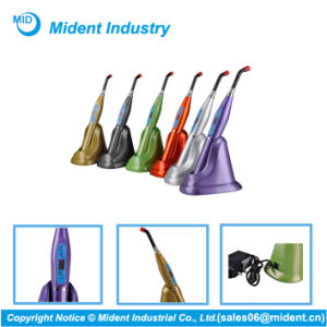 Colored Cheap LED Cure Lamp Dental LED Curing Light pictures & photos