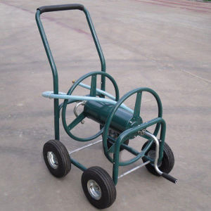 Farming Water Hose Reel Cart Made in Qingdao pictures & photos