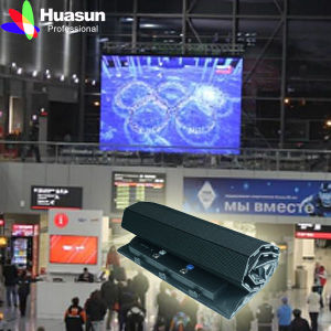 Popular 6mm Flexible Curtain LED Display pictures & photos