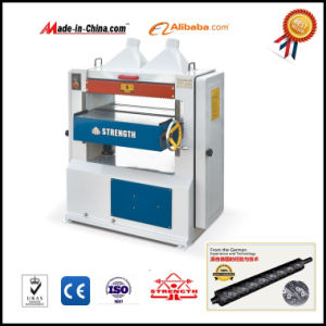 Thickness Planer for Width 400mm with Spiral Blade Cutter pictures & photos