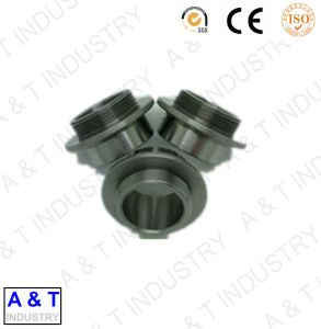 Custom Wholesale Small Stainless Steel Precision CNC Machining Part pictures & photos