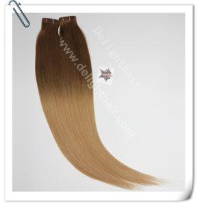 2016 High Quality European Hair Ombre Tape Hair Extension Nhwe-003