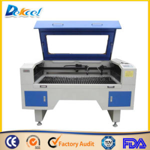 Plastic CO2 Laser Cutting CNC Machine Reci 80W/100W pictures & photos