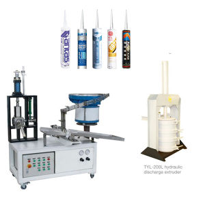 Hot Sale Adhesive Sealant Semi-Auto Cartridge Packaging Machine Filler pictures & photos