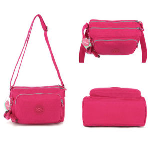 Large Capacity Waterproof Nylon Women Shoulder Bag pictures & photos