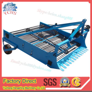 Agricultural Machine Yto Tractor Mounted Potato Digger 4u-2 pictures & photos