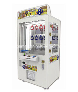 Crane Claw Game Machine Factory Type Key Master pictures & photos