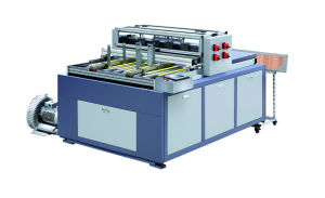 Plate-Type Dust-Free Grooving Machine for Cardboard Rigid Board MDF pictures & photos