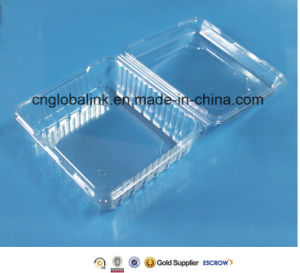 China Supplier Good Quality Plastic Container for Food Fruit 1000gram pictures & photos