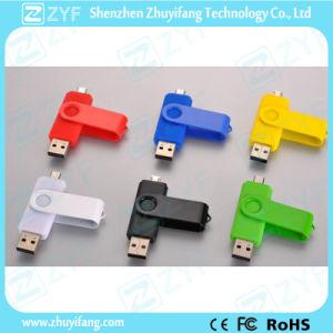 Fashion Design Multicolor Plastic 8GB OTG USB (ZYF1602)