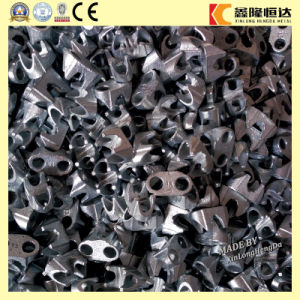 Galvanized Rigging DIN741 Wire Rope Clip with High Tensile pictures & photos