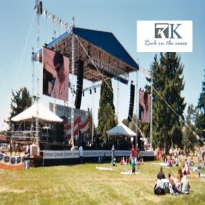 Rk Roof Truss for Event pictures & photos