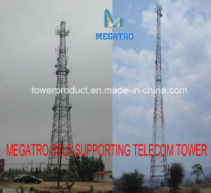 Self-Supporting Telecom Tower pictures & photos