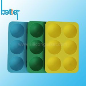 Factory Silicone Rubber Ice Mold pictures & photos