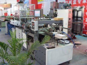 Competitive Biggest Box Making Machine China Manufacturer pictures & photos