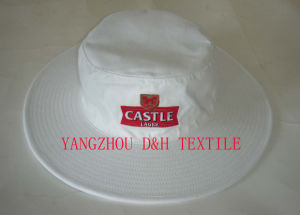 Washed White Cotton Sun Hat/Leisure Hat Dh-Lh7673 pictures & photos