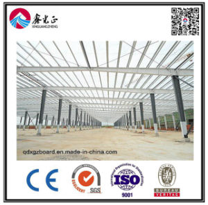 New EPS Sandwich Panel Steel Structure Workshop (XGZ-Z7056) pictures & photos