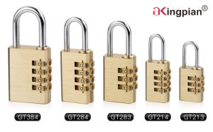 Brass Security Combination Padlock and Code Padlock 50mm pictures & photos