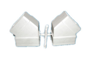 Plastic Fitting Mould-PVC Gutter