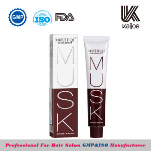 Musk No Irritation Permanent & Perfect Hair Color pictures & photos