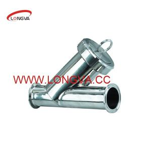 Stainless Steel Y-Type Filter 304 Y Type Strainer pictures & photos