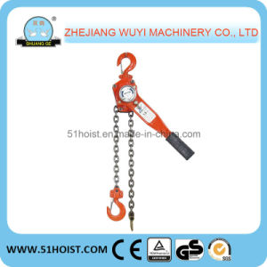 Hsh-D Lever Hoist with Satety Latch 1.5 Ton