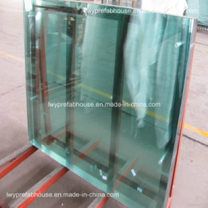 CE/as Standard Low-E Clear/Tinted Toughened Glass for Multi-Purpose (LWY-TG32)