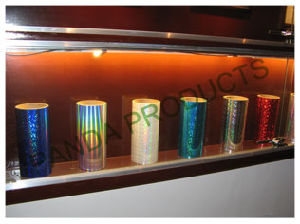 Laser Holographic Metallized Film