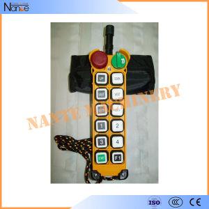 F24-12s Industrial Hoist Radio Remote Control Telecrane pictures & photos