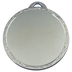 Hot Sale Blank Wholesale Medal Silver Plating pictures & photos