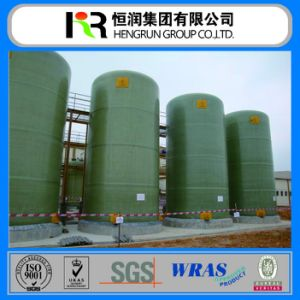 Vertical or Horizontal GRP Tank pictures & photos