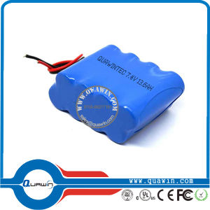 7.4V 13600mAh 18650 Rechargeable Battery pictures & photos