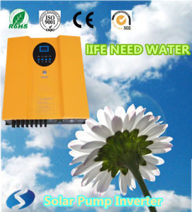 Solar Controler for AC Pump Motor