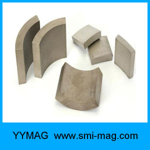 Custom-Made SmCo Concave Arc Magnets pictures & photos