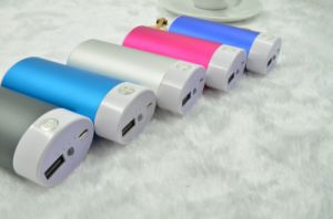 New USB Power Bank & Mobile Phone Travel Charger (OM-PW141) pictures & photos