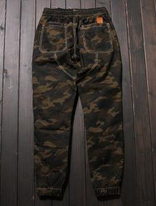 Camo Pants Camouflage Jogger Pants Bottom Zipper pictures & photos