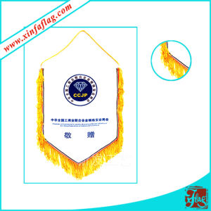 Polyester Pennants with Double Side pictures & photos
