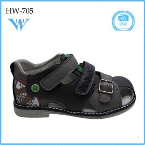 Factory Cheap Sell Children Comfortable Fashion Kids Sport Shoes Boy Sandal pictures & photos