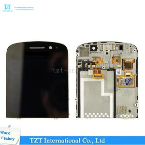 Factory Wholesale Mobile Phoen LCD for Blackberry Q10 Display pictures & photos