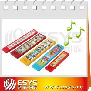 Vocie Board, Sound Panel for Voice Book (ESYSMARK-13)