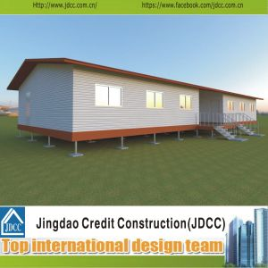 Low Cost Prefab Classroom Design and Construction pictures & photos