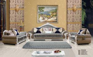 New Classic Sofa, Dubai Fabric Sofa, Living Room Furniture (F525) pictures & photos