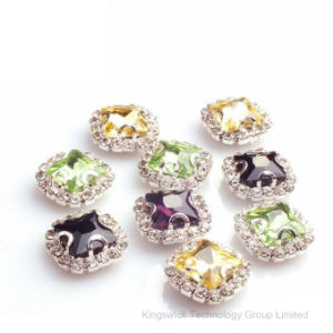 Crystal Rhinestone Beads Sew on Rhinestone Beads pictures & photos