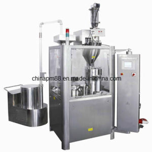 Ce Certified Automatic Capsule Filling Machine (NJP-1200C) pictures & photos