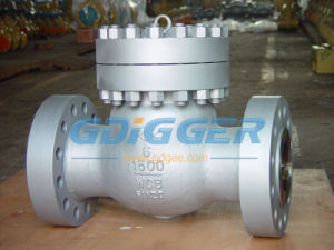 Wenzhou API6d Check Valve Steel for Sale